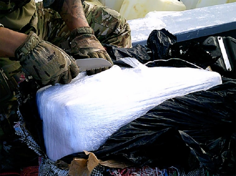 Image: Drug Interdictions, US Coast Guard