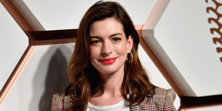 Anne Hathaway talks about fertility struggles