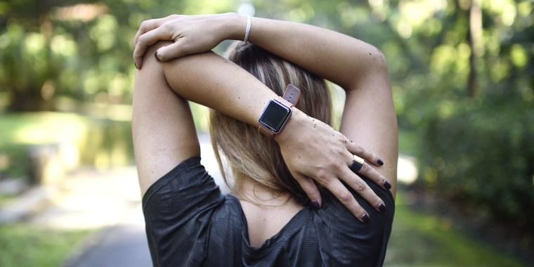 Health effects of using a fitness tracker