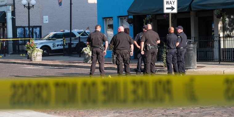 Nine people were killed in a mass shooting early Sunday in Dayton, Ohio, including the shooter's sister.