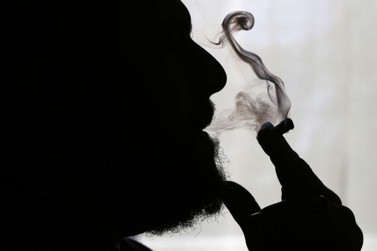 Image: Marijuana Smoker