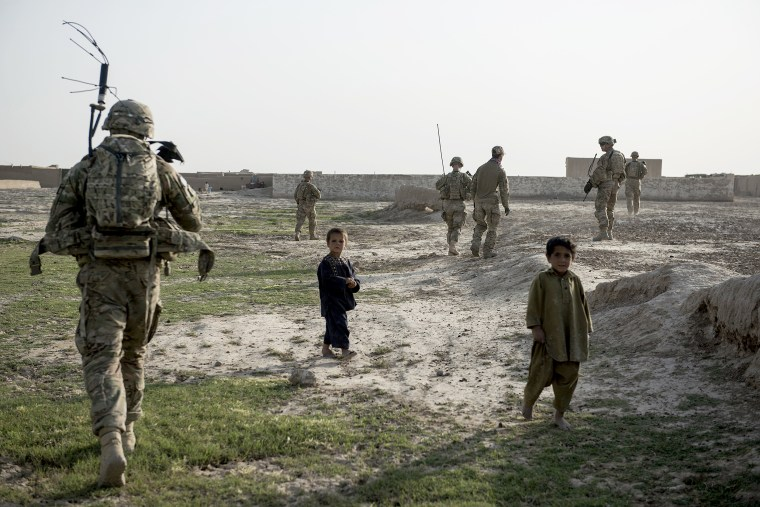 AFGHANISTAN-US-UNREST-MILITARY