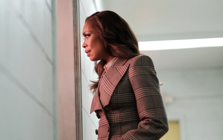 """Gina Torres in """"Pearson"""""""