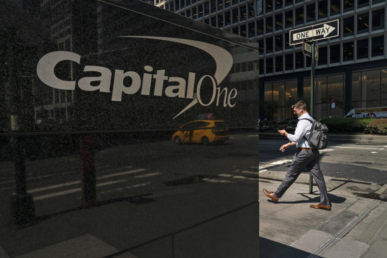 Image: Capital One Data Breach Affects 100 Million Customers