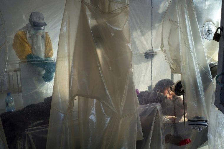 Image: Congo, Ebola