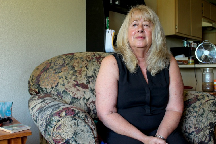 Image: Sherry Swan is one of many Californians who have filed complaints to the state's Senior Medicare Patrol about potential fraud related to genetic tests.