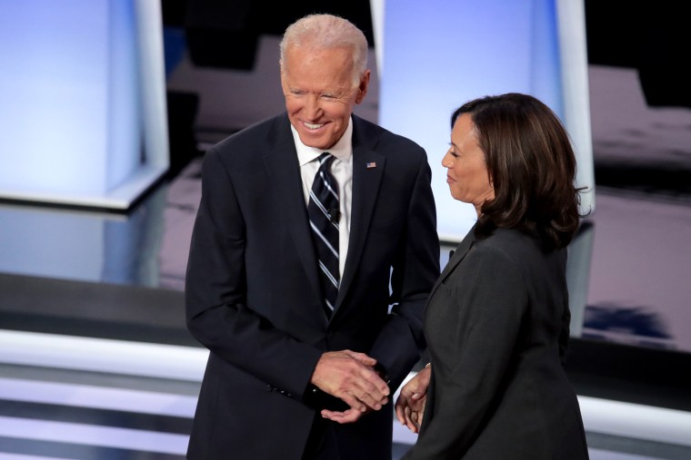 Image: Democratic Presidential Candidates Debate In Detroit Over Two Nights