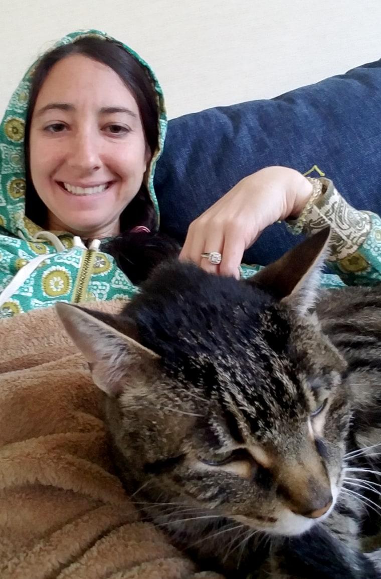 Una tata ha rubato un gatto per salvarlo dall'eutanasia