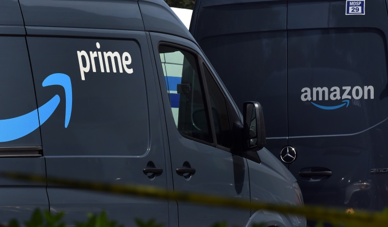 Amazon drivers part of $10 million theft ring, FBI says