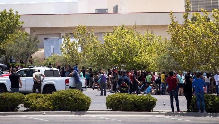 Image: El Paso shooting