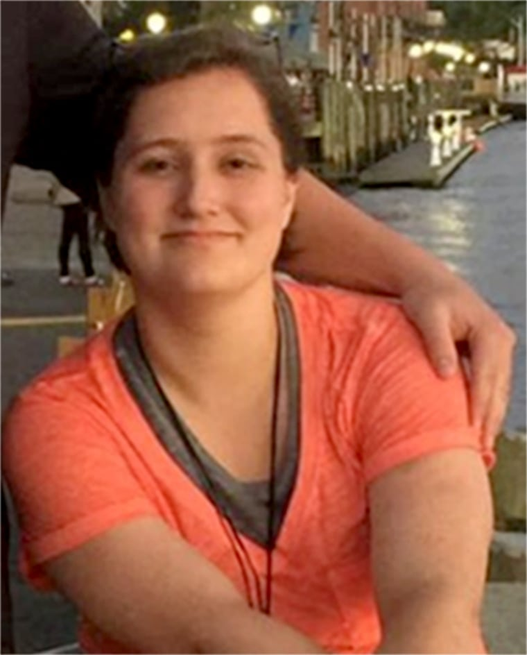 Image: Megan Betts was allegedly killed by her brother, Connor Betts, in Dayton, Ohio.