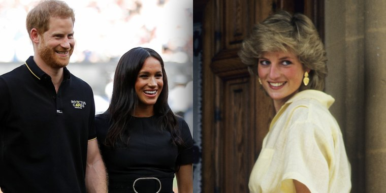 Prince Harry and the former Meghan Markle have started sharing their favorite inspirational quotes with their Instagram followers, beginning with a touching tribute to Harry's mother, Princess Diana.