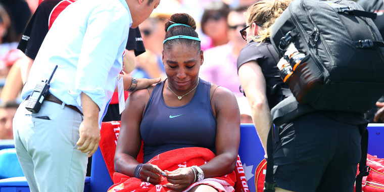 Image: Rogers Cup Toronto - Day 9
