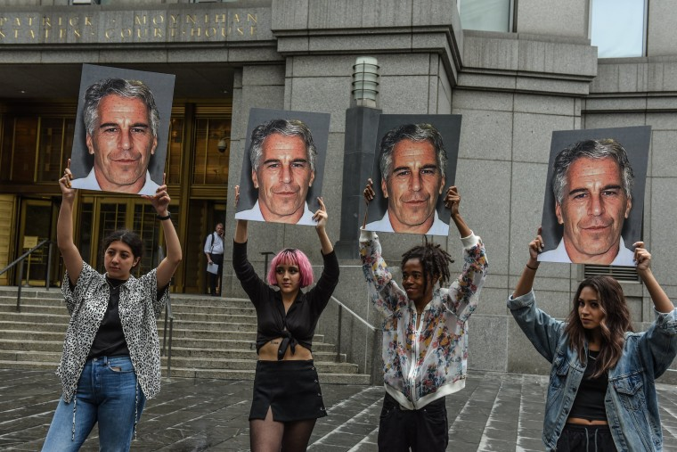 Image: Jeffrey Epstein Appears In Manhattan Federal Court On Sex Trafficking Charges