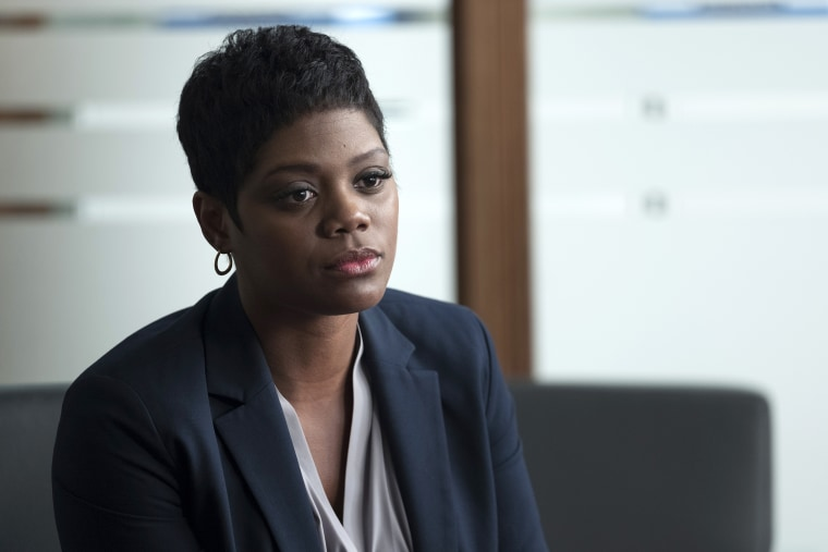 'The Rookie' star Afton Williamson quitting show over alleged misconduct, discrimination