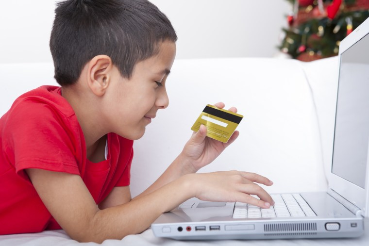 How young is too young for a kid to have a credit card?
