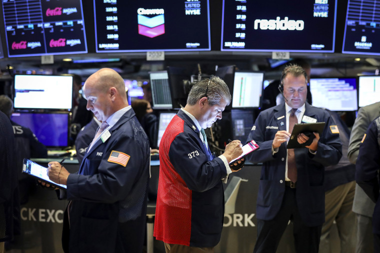 Image: U.S. Markets Open One Day After Dramatic Losses