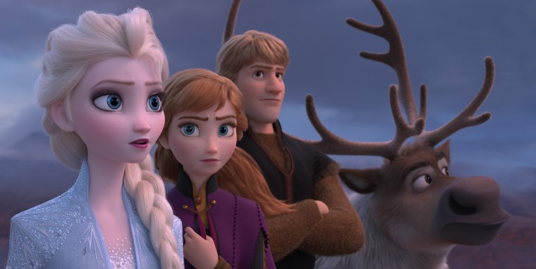 "Walt Disney Animation Studios' ""Frozen II"" will also be available exclusively on the platform by the summer of 2020."