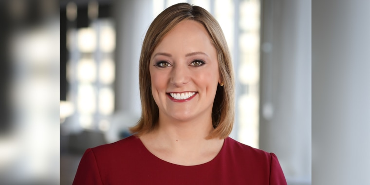 "Anna Palmer, co-author of POLITICO's Playbook and host of the ""Women Rule"" podcast."