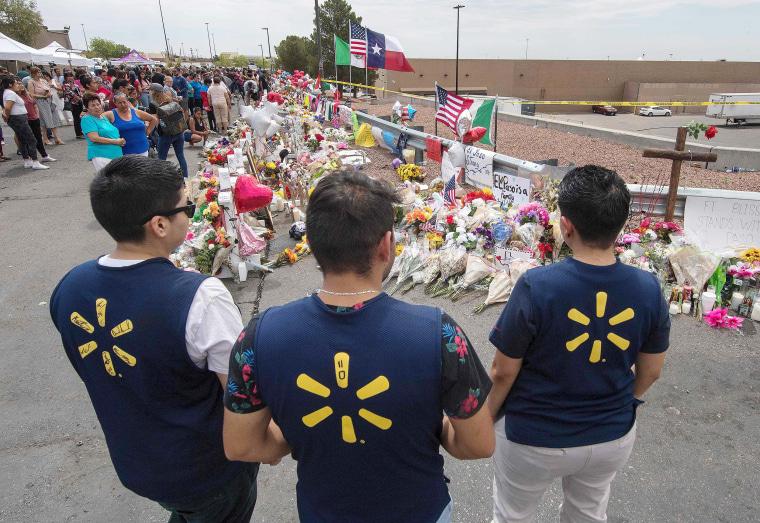Walmart employees call for walkout over gun sales