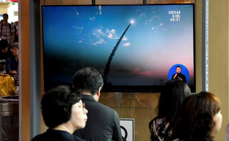 Image: TOPSHOT-SKorea-NKorea-US-military-diplomacy-ministry-politics-ar