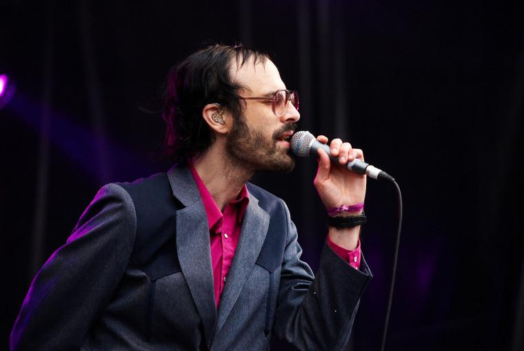 Image: David Berman, Primavera Sound Festival - Barce