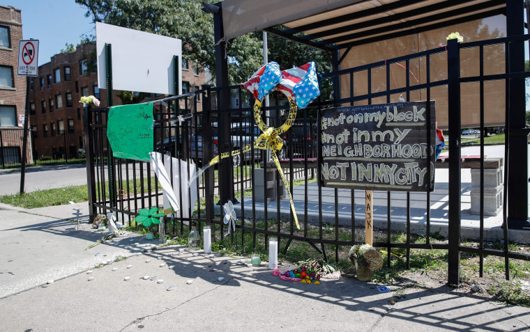 Image: US-CRIME-CHICAGO-SHOOTING
