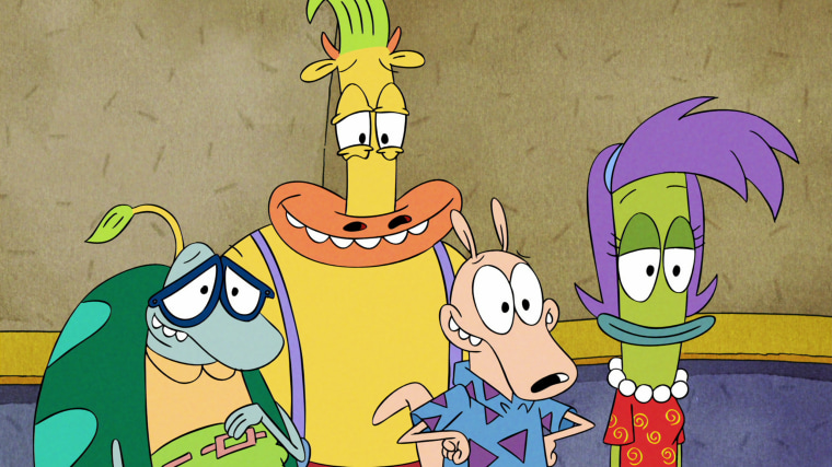 Rocko's Modern Life: Static Cling on Netflix.