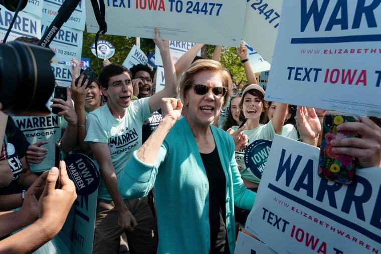 Image: US-politics-vote-Iowa