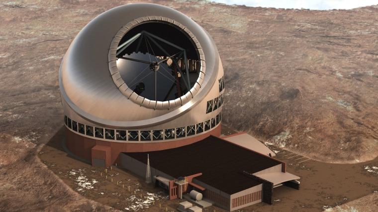 Image: Thirty Meter Telescope