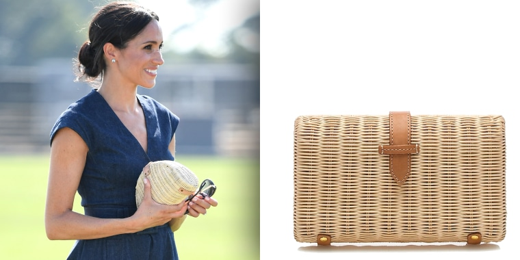Meghan Markle's favorite J.Crew clutch is back in a new style — and it's 25% off