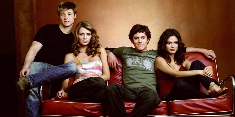 """""""The O.C."""" cast"""