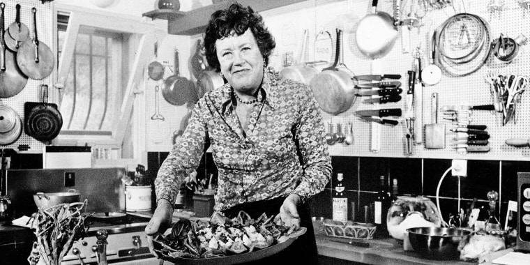 10 surprising facts about Julia Child