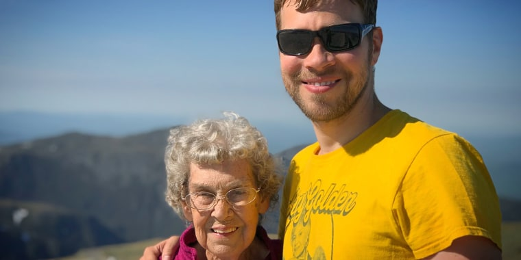 Grandson taking 89-year-old grandmother to all 61 national parks