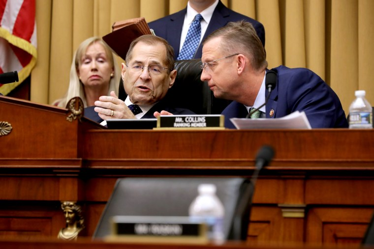 Image: House Judiciary Committee Votes On Whether To Hold Attorney General Barr In Contempt Of Congress