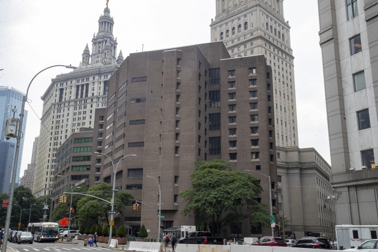 Image: Metropolitan Correctional Center