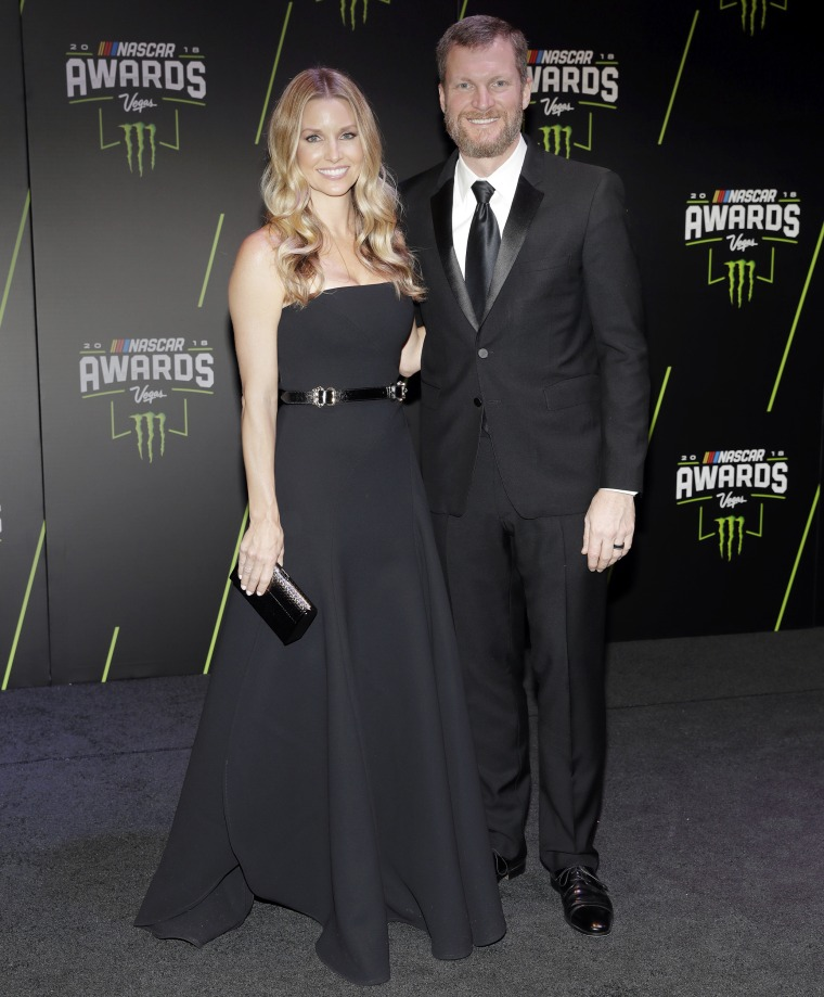 Dale Earnhardt Jr., his wife and daughter survive fiery plane crash in Tennessee