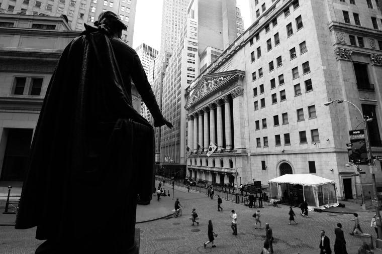 Image: US Economy, NYSE