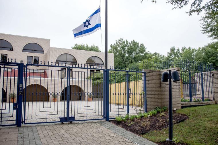 US-ISRAEL-POLITICS-PERES