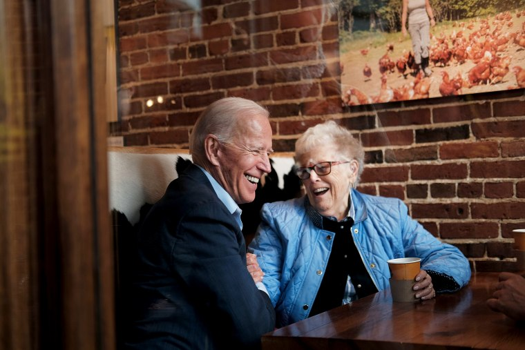 Image: BESTPIX - Former Vice President Joe Biden Campaigns In New Hampshire For First Time Since Announcing Presidential Bid