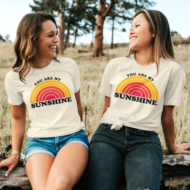 Shirts that will make you smile