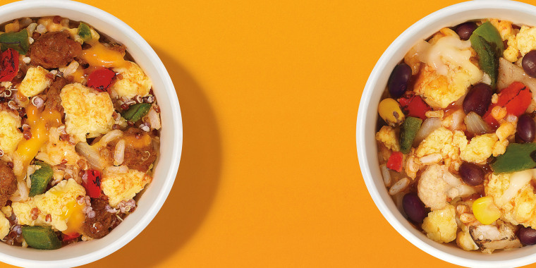 Dunkin' is now serving burrito bowls ... sort of