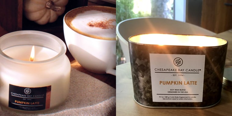 The Besting Pumpkin Candle On Is Perfect For Fall