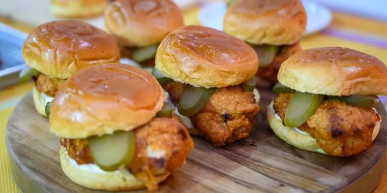 JJ Johnson's Fried Chicken Sandwich