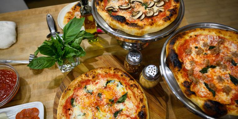 Nino Coniglio's Margherita Pizza