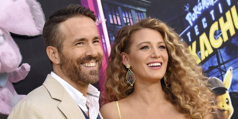 Ryan Reynolds wished Blake Lively happy birthday in true Ryan Reynolds fashion