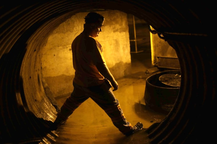 Image: Coal Miner