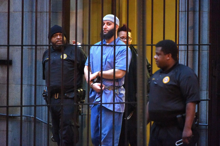 Convicted killer Adnan Syed, subject of ?Serial? podcast, makes case for new trial
