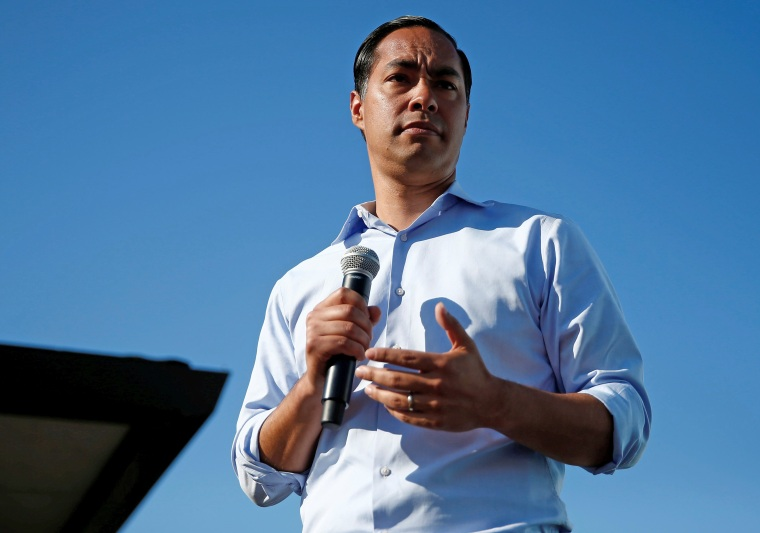 Julián Castro's new animal rights plan takes on a favorite Donald Trump Jr. hobby