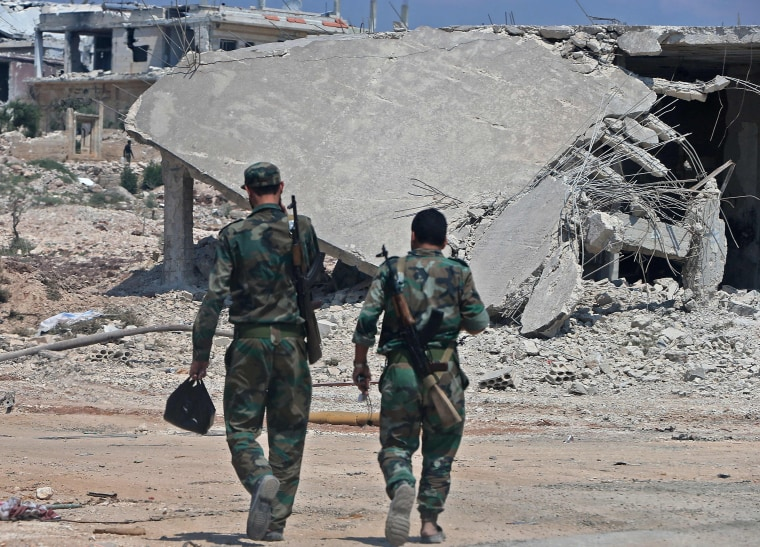 Image: Khan Shaykhun, Idlib